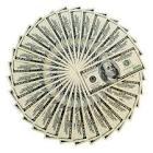 Столько денег кне заработать на кликовых спонсорах